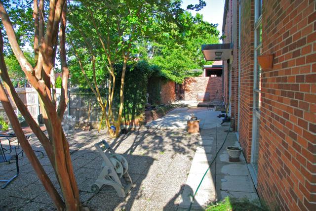 the concrete garden