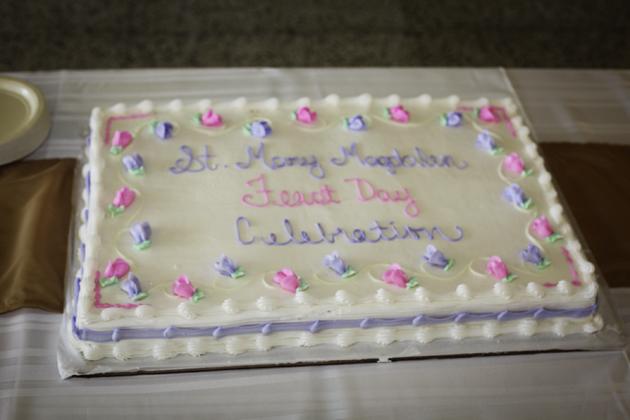 A Girlie Cake