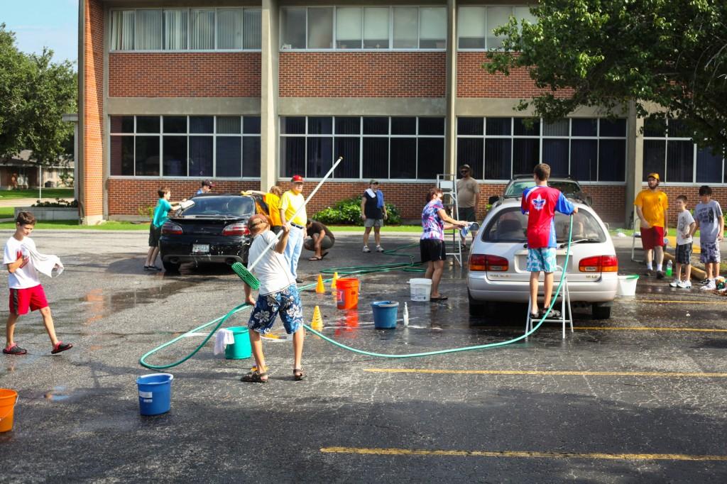 Ending the Carwash