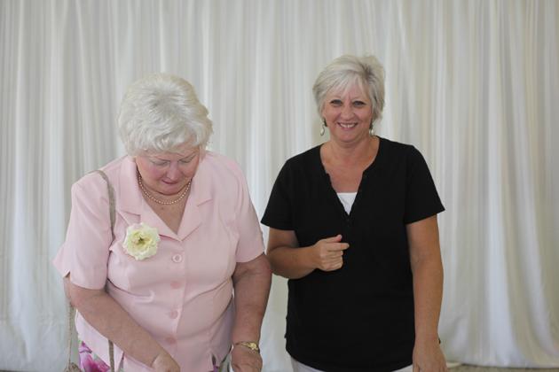 Susie and Loretta