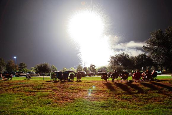 blownout fireworks
