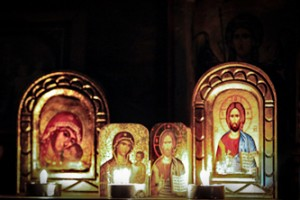 Icons for Prayer
