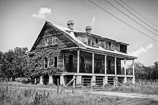 olde house