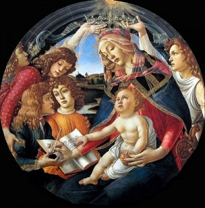 Magnificat by Boticelli