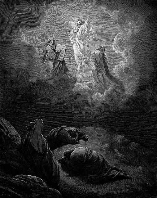 Gustav Dore's Transfiguration