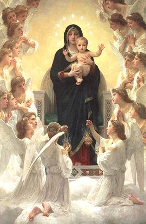 Queen of the Angels