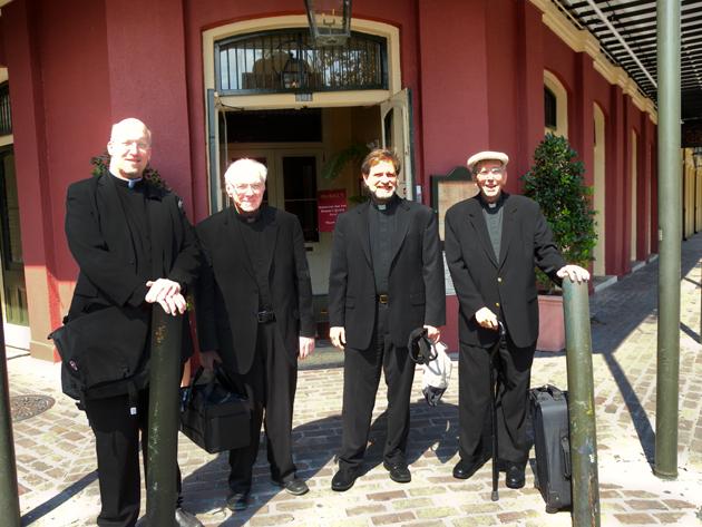 4 Priests