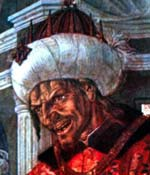 King Herod, the Insane