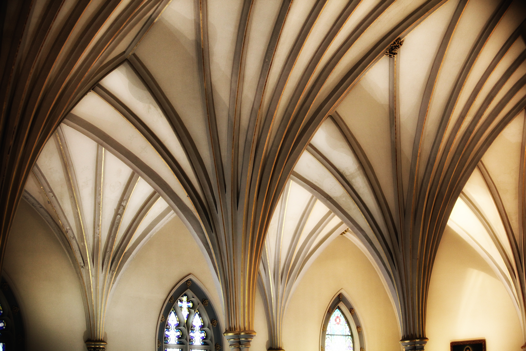 Ceiling at St. Patrick's