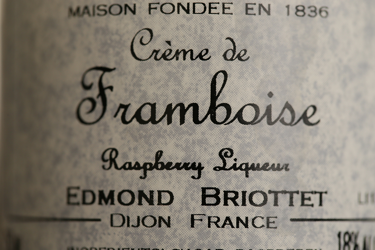 framboise label